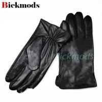 Sarung Tangan 54 - Pria sarung tangan kulit sarung tangan kulit domba