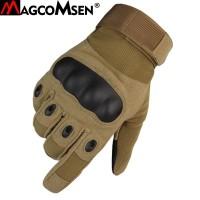 Sarung Tangan 47 - MAGCOMSEN Pria Kulit Sarung Tangan Musim Dingin Pri