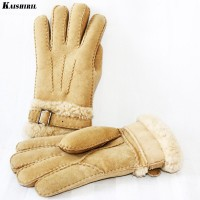 Sarung Tangan 91 - Sarung Tangan musim dingin Pria Sarung Tangan Kulit