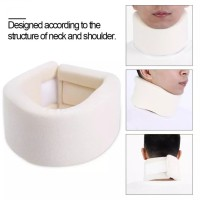 PIJAT LEHER TERAPI SAKIT BANTAL NECK SUPPORT CERVICAL COLLAR