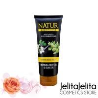 Natur Conditioner Moringa Oleifera & Olive Oil Untuk Rambut Rusak