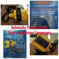 Automatic Pump Control Merk YORK YRK-01 ORIGINAL PART