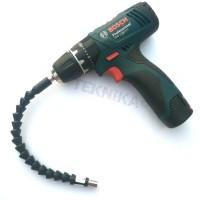 Flexible Snake Shaft Screwdriver Sambungan Fleksibel Bor Obeng 30cm