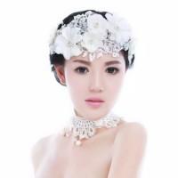 Aksesoris rambut kode AR015 / wedding hair accesories / prewed hair