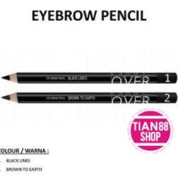 EYE BROW PENCIL BROWN TO EARTH MAKE OVER