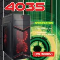 PC Gaming AMD Athlon 200GE    Radeon Vega 3    RAM 8GB    HDD 500GB