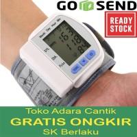 TensiMeter Digital Tensi Meter Digital Alat Ukur Tekanan Darah Tangan