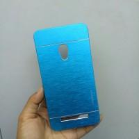 Case ZENFONE 5 ASUS A501CG Motomo Hard Cover Metalic