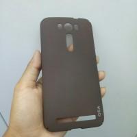 Case Zenfone 2 LASER 5 INCH ASUS ZE500KL Hard Baby Skin Matte Cover
