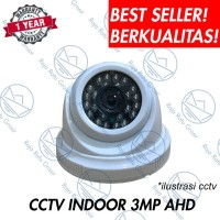 KAMERA CCTV INDOOR HD HIGHDEFINITION 720P