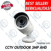 KAMERA CCTV OUTDOOR HD HIGHDEFINITION 720P