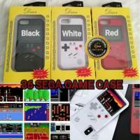 iPhone X SEGA 36 GAME CASE Casing Cover iPhoneX GameBoy Boy Gaming Hp