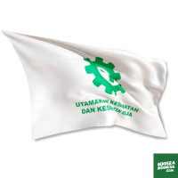 Bendera K3 130cm x 90cm