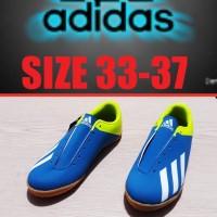 Sepatu futsal adidas anak great ori lokal