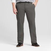 Men Eastlore Chino Long Pants DARK GREY Original Jumbo BIGSIZE
