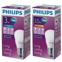 Philips LED Bulb 3 Watt Beli Dapat 1