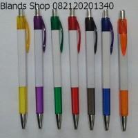 Pulpen / Pena / Pen Promosi Segi Empat / Carinex