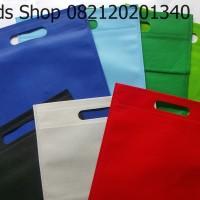 Tas Spunbond / Furing Bag / Goodie Bag Oval 25x35 Termurah