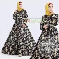 yezz Marwa Dress Gamis Modern Pakaian