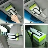 Holder Penjepit Tempat Tissue Di Mobil Holder Tissue Car