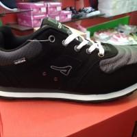 Sepatu Ardiles MP-COLLINS HITAM/ABU