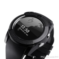 Smartwatch V8 With GSM and Pedometer function / Support Sim Card