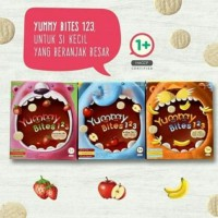 Yummy Bites for Toddler 123 usia 1 tahun keatas
