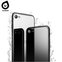 Ambigo Glass Case Iphone 5 5s 6 6s 6+ 7 7+ 8 8 Plus X Original