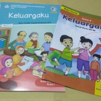Buku Tema 4 Kelas 1 SD + Modul Latihan Lks Edisi Revisi