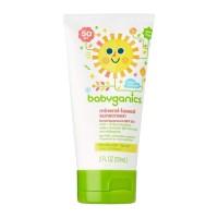 Babyganics Mineral-Based Sunscreen SPF 50 59 ml / Sunblock Lotion Bayi