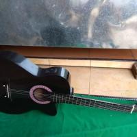 Gitar akustik elektrik spul neow