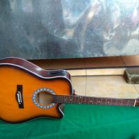 Gitar akustik elektrik ymh