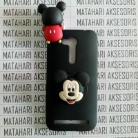Case Asus Zenfone GO B New 4.5 inch Matte Intip Doll 3D Mickey Mouse