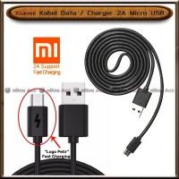 Kabel Data Xiaomi 2A Micro USB Original Charger Fast Charging