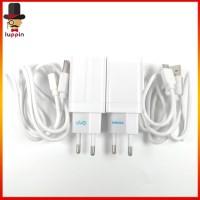TRAVEL CHARGER BRANDED OPPO VIVO V00C DUAL USB WHITE