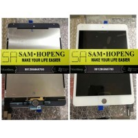 iPad Mini 4 A1546 LCD + Touchscreen / Kaca LCD / Digitizer Original