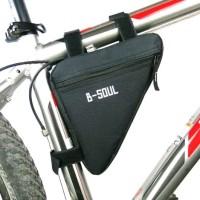 TAS SEGITIGA DI SEPEDA - B SOUL TRIANGLE BICYCLE BAG
