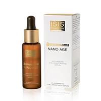 Isis pharma nano age serum anti aging n melembabkan