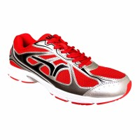 Calci Running Shoes - Sepatu Lari New York M - Red