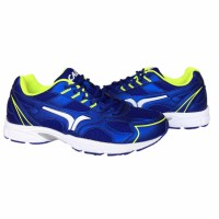 Calci Running Shoes - Sepatu Lari Atlanta M - Royal Blue/White