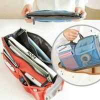 Tas Organizer Multifungsi Dual Bag In Bag Model Korea Tas Dalam Tas