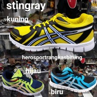 sepatu lari provesional stingray /sepatu running