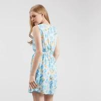 Summer Dress Lily Blue