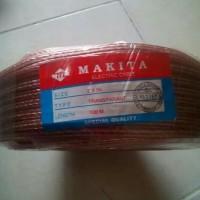 Kabel Speaker Transparan Makita 2x50 Roll 100M