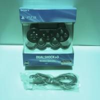 Stik Stick PS3 Wireless Original Pabrik + Kabel charger PS 3 Ori Murah