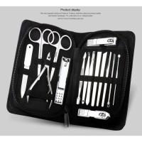 Murah Set Perlengkapan Manicure Pedicure - 15 PCS Berkualitas