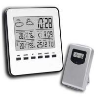 Sensor Suhu Temperatur Wireless Thermometer Hygrometer Berkualitas