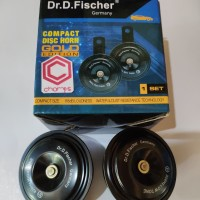 Klakson Suara Mobil Dr. D. Fischer Germany Compact Disc Horn Motor