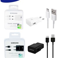 Charger Samsung S8 S8+ S9 S9+ Note 9 Note 8 Note 7 FE A5 A7 2017 TYPEC