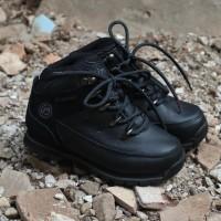 Sepatu Anak Original Firetrap Boot Rhino blck leather